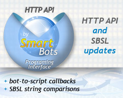 HTTP API and SBSL updates