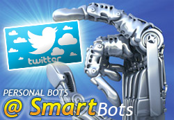 Follow SmartBots on Twitter!