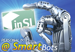 Second Life bot hosting with SmartBots