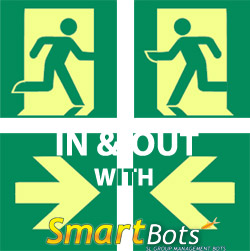 SmartBots new SBSL events