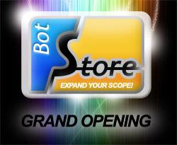 SmartBots Bot Store Grand Opening