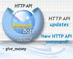 New HTTP API command