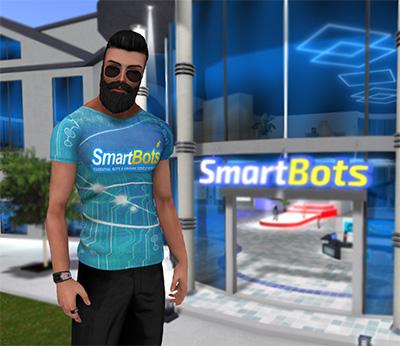 SmartBots T-Shirt