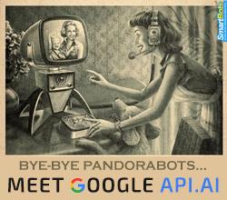 Google API.AI chatbots for Second Life bots