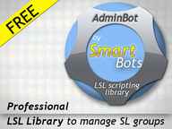 Scripts - Devices - SmartBots: Second Life bot hosting and
